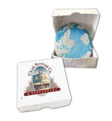 Earth coaster gift box