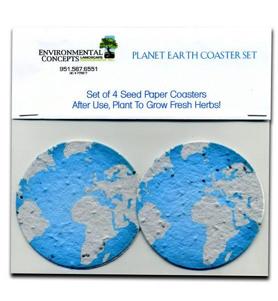 earth coaster gift set copy