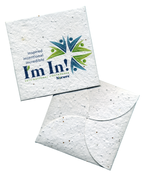 UAP-S small pouch imprinted on white