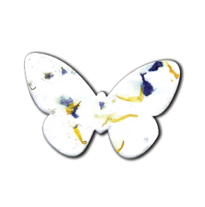 Forget Me Not Butterfly