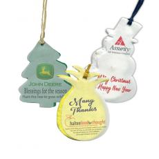 Vellum Ornaments