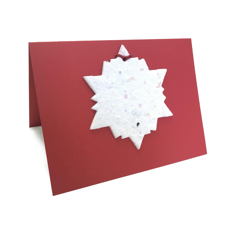 Premium Ornament Cards
