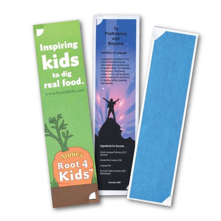 Tuck-In Bookmark