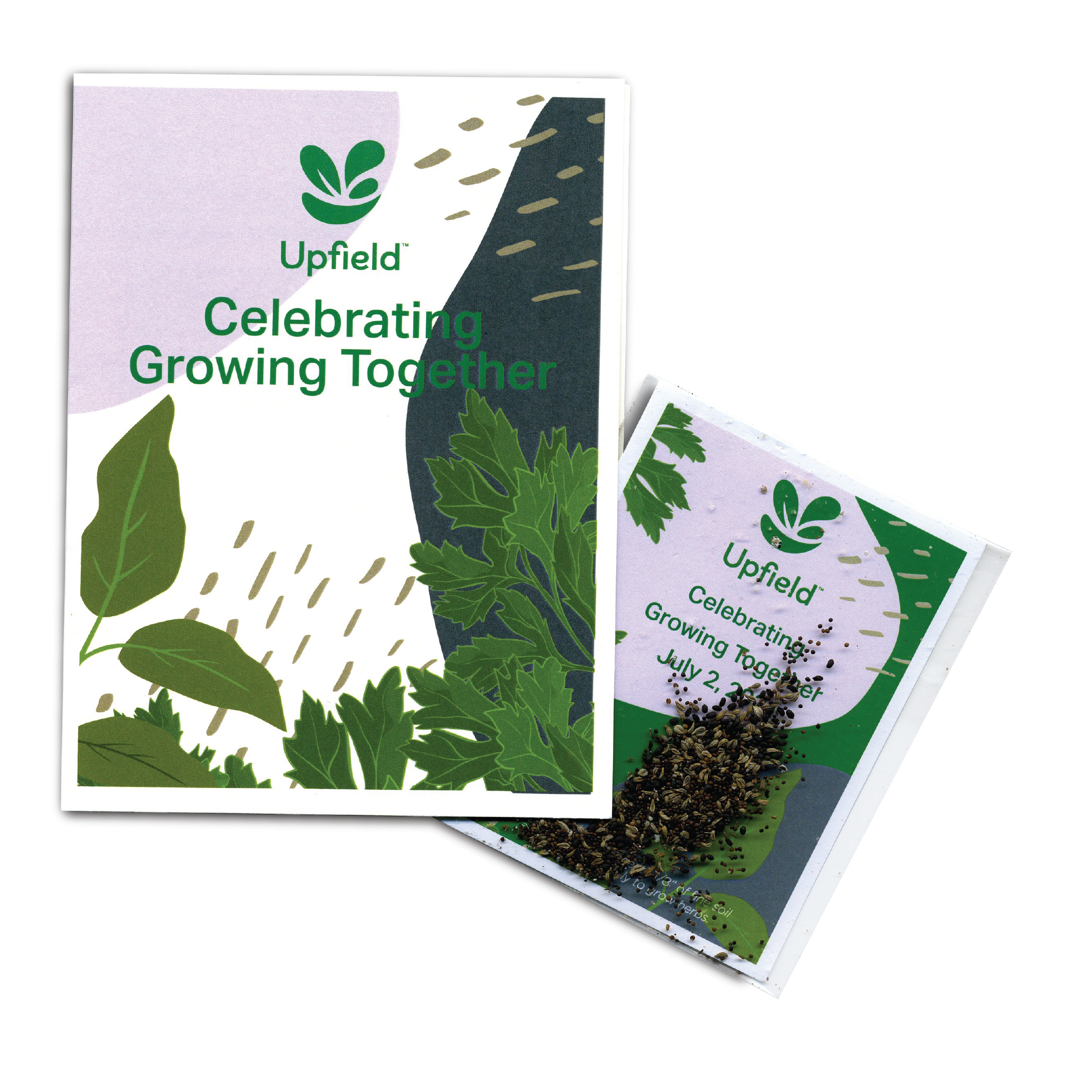Seed Packet Gift Card